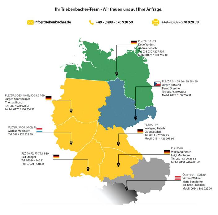 Triebenbacher - Partners