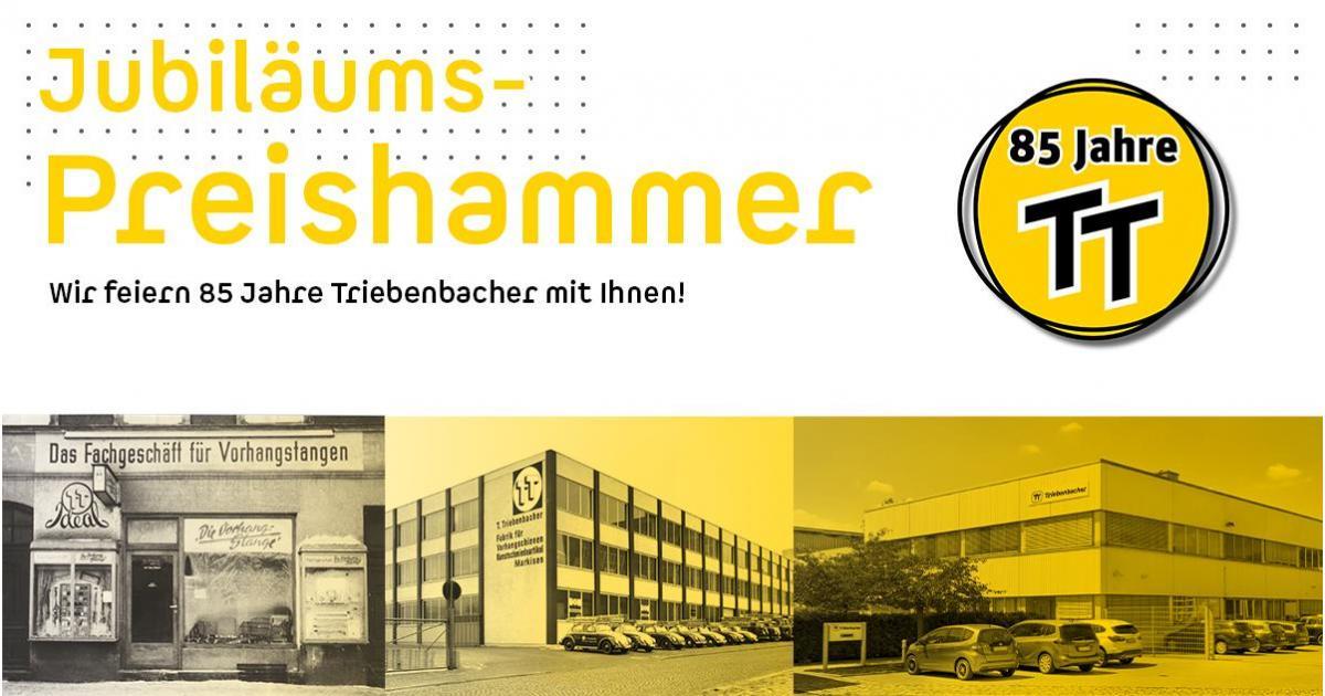 Jubi-Preishammer