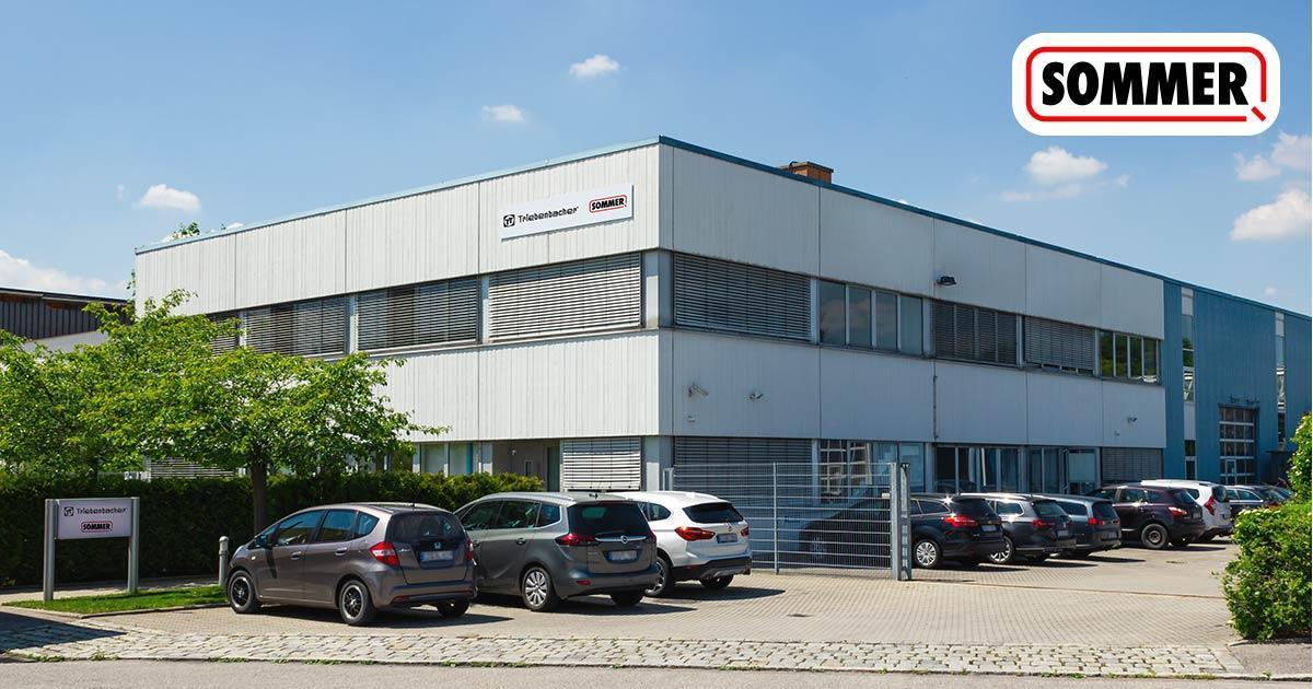 Gebäude der Triebenbacher Betriebsgesellschaft mbH