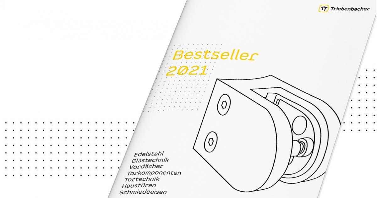 Bestseller-Katalog 2021
