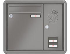 Unterputz-Briefkasten RS3000
