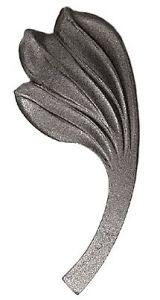 Zierblatt li. 65x155mm Art Deco