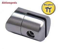 VA-Plattenhalter, Anschluss 33,7 mm