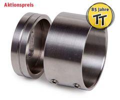 V2A-Wandanker f. 42,4mm, d=48,6mm