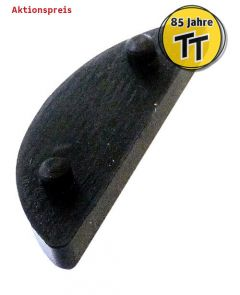 2 St. Gummi 12,76mm