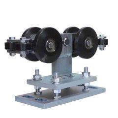 Laufrollenbock LRB 095/S-4QG 600kg
