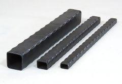 Quadratrohr  25x25x2,5-3000mm geh.