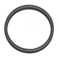 Zierring d=120mm,12x6mm,glatt