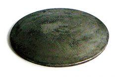 Eisen-Anschweissendkappe d=33,7mm