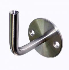 VA-Handlauftraeger 12mm,2-Loch,M 6
