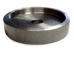 VA-Distanzscheibe f.Rohr 33,7x2,0mm