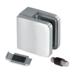 Glasklemmhalter  21 304 flach