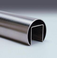 V2A-Glasleistenrohr 48,3x1,5-3000mm