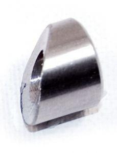 V4A Formanschluss 30°. Rohr 42.4 mm