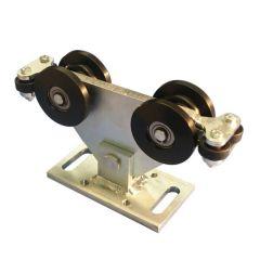 Laufrollenbock LRB075-4Q-SG b 450kg