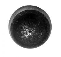 Eisen-Hohlkugel d=150mm