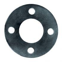 Anschraubplatte d=99mm-Mat.6mm