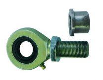 Kugelkopf M24 x 2,0, verzinkt