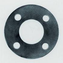 VA-Anschraubplatte d=80mm/h=6mm