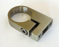 VA-Halterung für 42,4mm, a=35mm