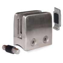Glasklemmhalter  25 V2A 48,3