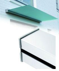 Linear Set 5° 2m eckig o. Glas Aus-