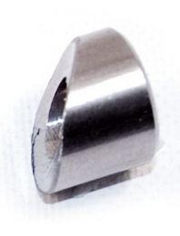 V4A Formanschluss 30°.Anschluss flach