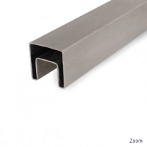 CUBE Profil V4A 40x40x1,5mm -6000mm