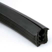 Gummiprofil per Meter, 42,4mm Rohr
