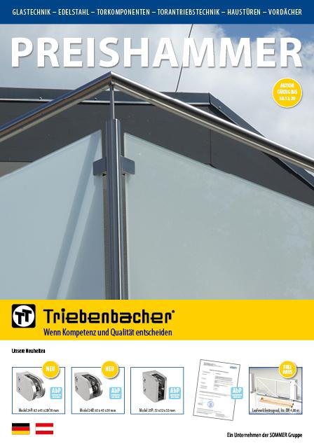 Zur Aktion Preishammer 2020 von Triebenbacher